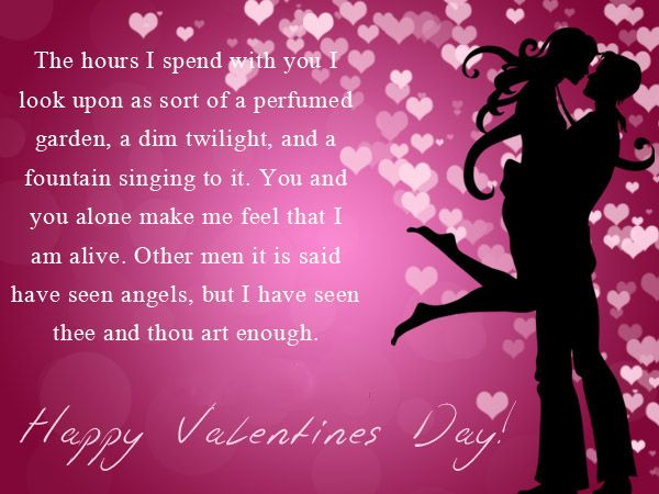 25 best ideas about Valentine Messages – Valentine Cards Message