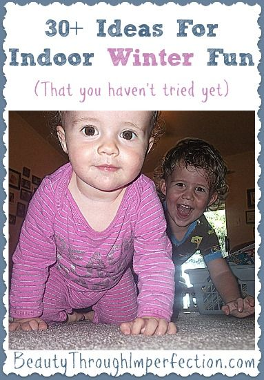 131 best Winter indoor activities images on Pinterest Activities - what do you do for fun