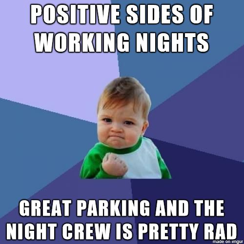 Story of an accidental night shift worker - Album on Imgur