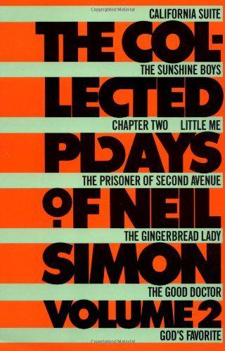 The Collected Plays of Neil Simon: 2: Amazon.it: Neil Simon: Libri in altre lingue