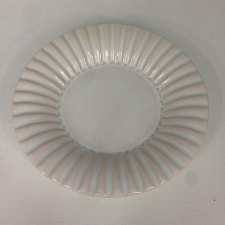 Michael Andersen  Keramik fad m. Riller