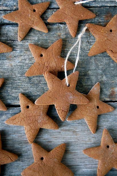 stars: Stars Ornaments, Recipe, Diy Christmas Trees, Gingerbread Stars, Christmas Trees Ornaments, Gingerbread Ornaments, Christmas Ornament, Christmas Tree Ornaments, Kid