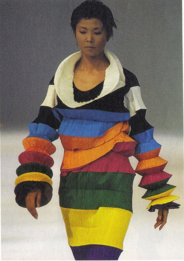 1994 - Issey Miyake show