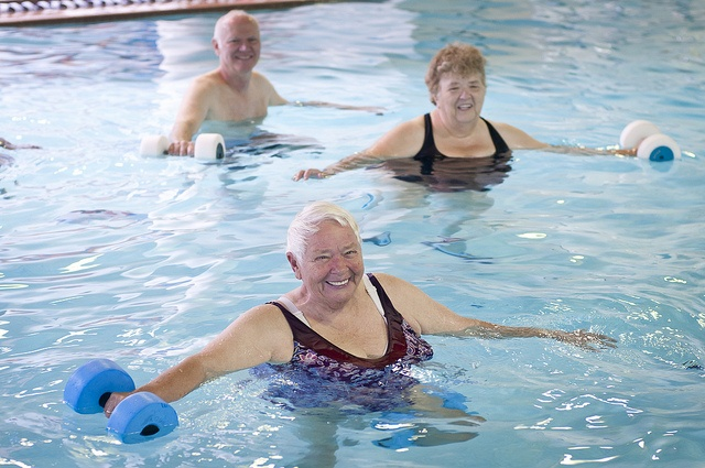 Sign up for aquatic fitness classes this spring at any one of our YMCA of Simcoe/Muskoka locations
