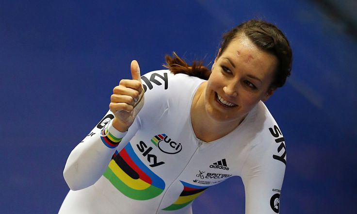Dani King aims for more gold with GB's all-conquering track queens