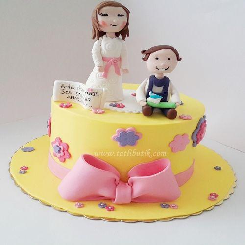 Doğum Günü Butik Pasta Tasarımı
