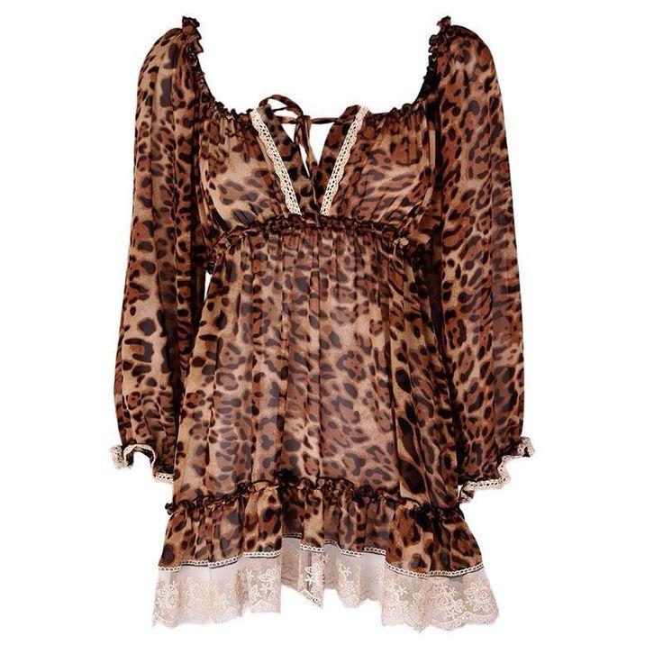 Leopard top  http://titi-lulu-boutique.myshopify.com/products/leopard-lace-blouse