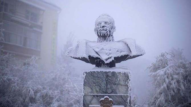 Extrémne chladné počasie vládne vo viacerých kútoch sveta.