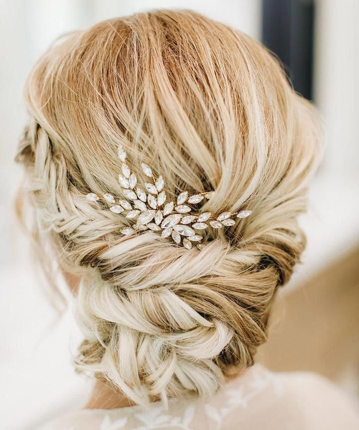 Wedding Hairstyles For Shoulder Length Blonde Hair Wedding Guest