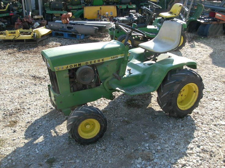 Used John Deere Tractors for Sale, J & D Lawn Tractor,Mendon, IL