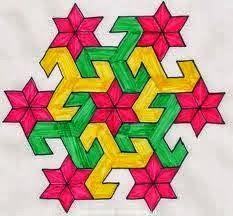 Simple Rangoli Design for Festivals ~ ParaDise..!!!