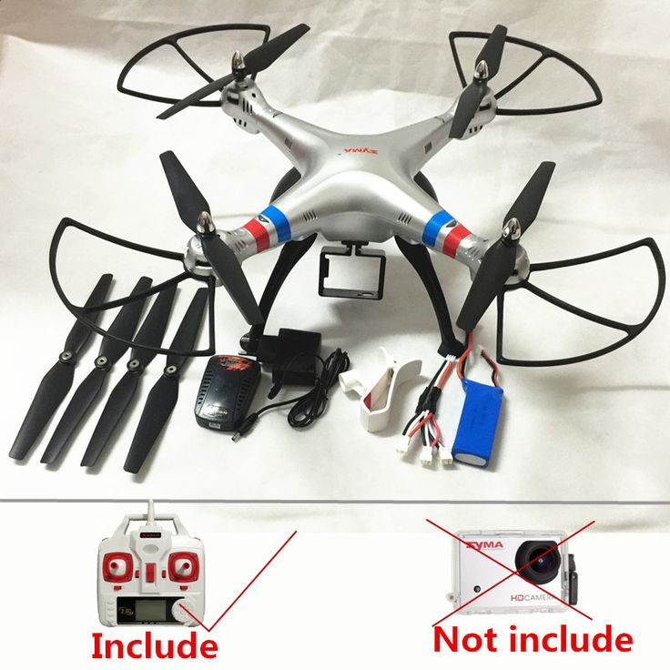 What's not to love? RC drone profissi... :-) http://www.sustainthefuture.us/products/rc-drone-profissional-syma-x8g-without-camera-quadrocopter-6-axis-drones-syma-x8-big-quadcopter-rc-helicopter-vs-mjx-x101-dron?utm_campaign=social_autopilot&utm_source=pin&utm_medium=pin
