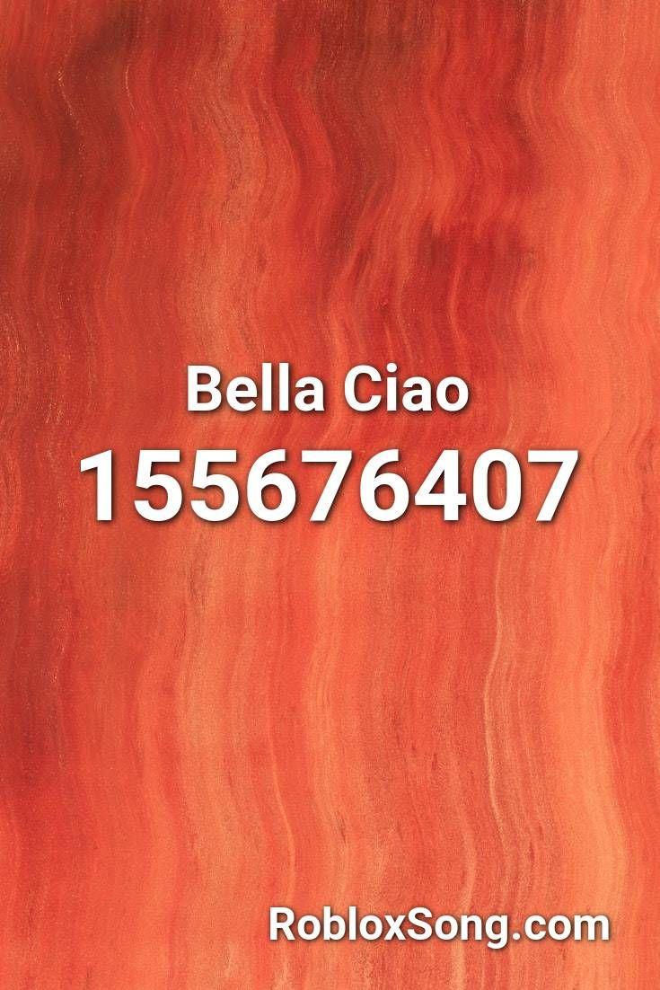 Bella Ciao Roblox Id Roblox Music Codes In 2020 Roblox Ciao Super Mario World