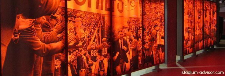 Hall of Honor exhibit at Arrowhead Stadium http://www.stadium-advisor.com/kansas-city-chiefs-schedule.html