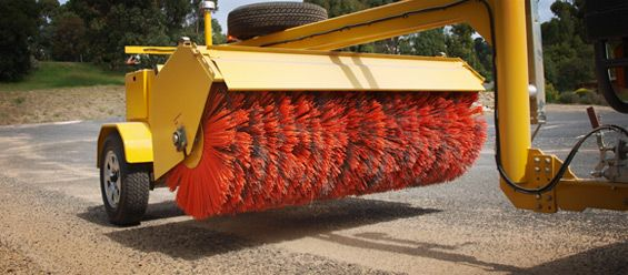 The Road Sweepers are designed to provide efficient mechanised cleaning at low cost. #Sweepers #RoadSweepers http://www.sswd.com.au/sweepers.html