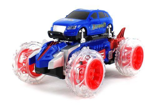 Sharp Shooter Disk Shooting Audi SUV Electric RC Truck Ready To Run RTR Comes with 20 Discs Colors May Vary -- You can get more details by clicking on the image.Note:It is affiliate link to Amazon.
