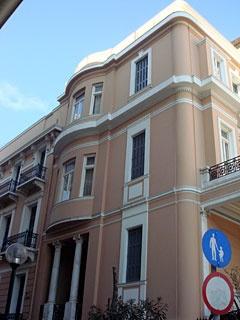 Iasonidou residence, Patision street.