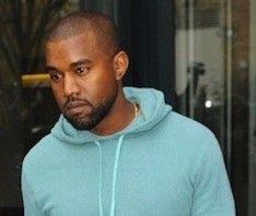 Kanye West wears Balmain Washed Pullover Side Zip Hoodie | UpscaleHype