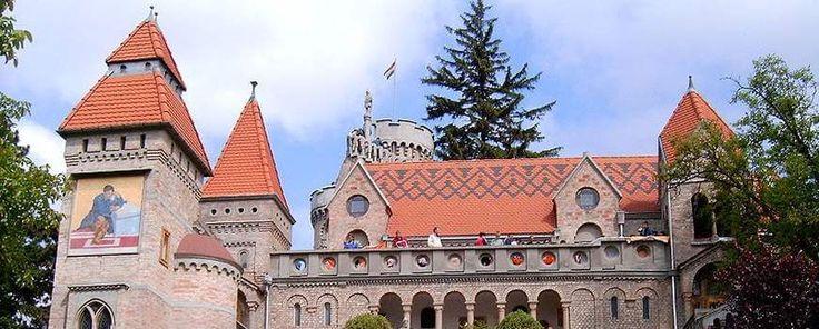 A Bory vár, TájGazda