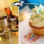Ванилови кексчета по оригинална рецепта на Take-a-cake