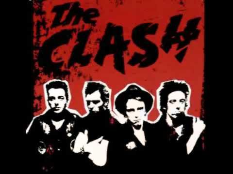 The Clash - Rock The Casbah (original) - YouTube