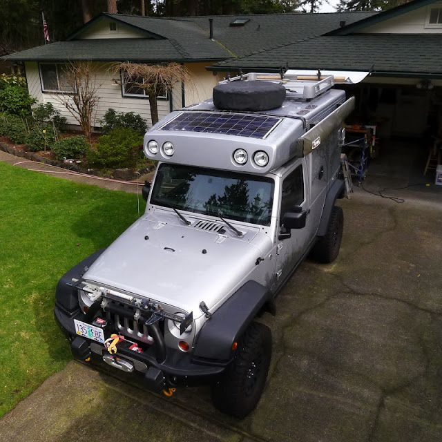 Jeep Camper Conversion Kits – Jerusalem House
