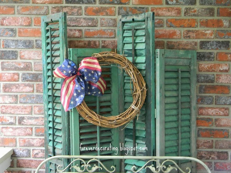 A load of antique shutters