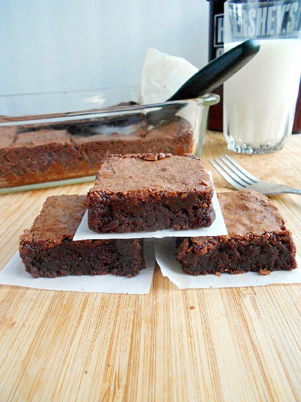 Culinary Couture: My Favorite Brownies: Fudgi Brownies, Brownies ...