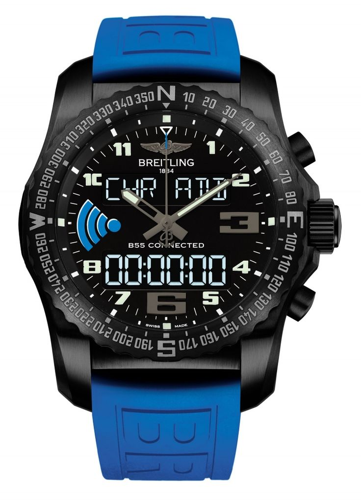 Breitling B55 Connected - a luxury smartwatch
