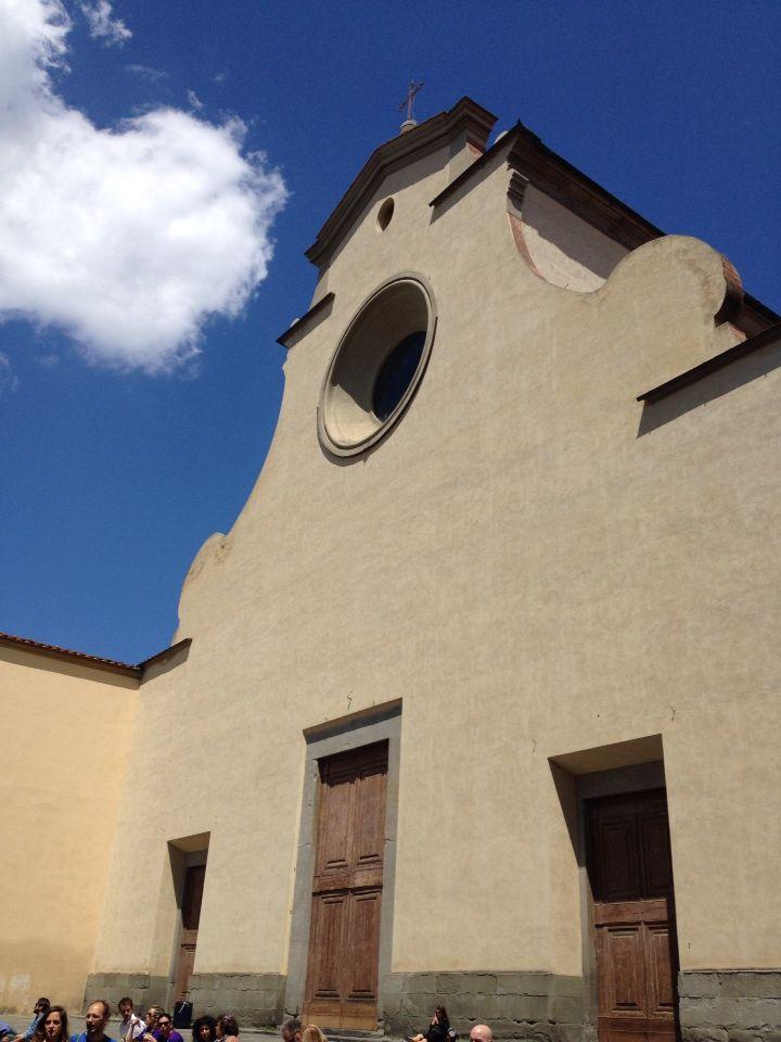 Santo Spirito Church, Florence