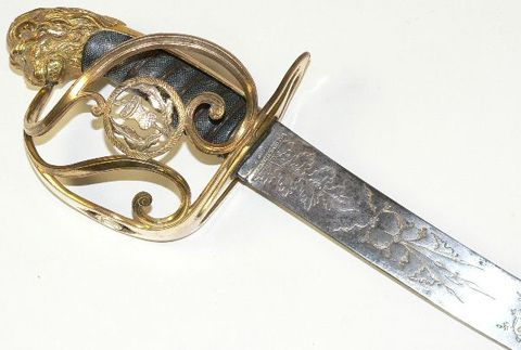 National Museum of Australia - Governor Lachlan Macquarie's sword