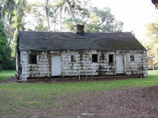 Mansfield Plantation Slave Quarters History Pinterest