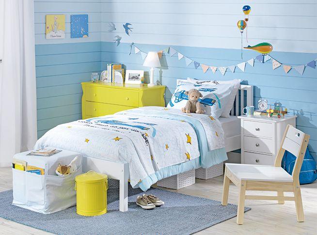 Tok&Stok Quarto infantil Menino Arquitetura&Decoração  ~ Quarto Pequeno Principe Tok Stok