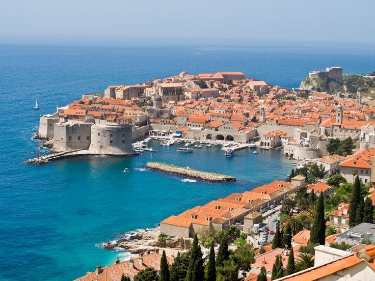 Dubrovnik, Croatia....beautiful....