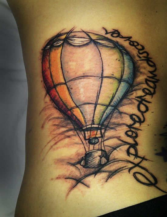 "Sketchy hot air balloon back tattoo. ""explore dream discover"": Explore Dream Discover, Hot Balloon Tattoo, Colors, Back Tattoo, Ink Drawings, Exploring Dreams Discover, Hot Air Balloons, Tattoo Hot Air Balloon, Hands Drawn"