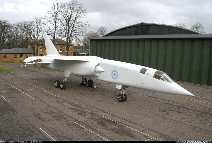 BAC TSR-2, RAF, Duxford (EGSU) England, UK, December 16, 2005 by Mike Freer