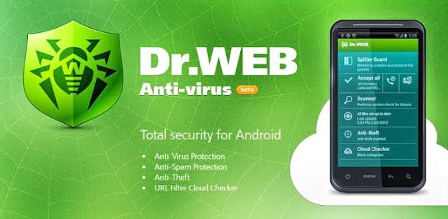 Dr.Web Security Space Life is an ultimate solution for your Android device to protect it from viruses, malware, spam as well as this amazing app helps you get your phone back when it's lost or stolen. (scheduled via http://www.tailwindapp.com?utm_source=pinterest&utm_medium=twpin&utm_content=post22767156&utm_campaign=scheduler_attribution)