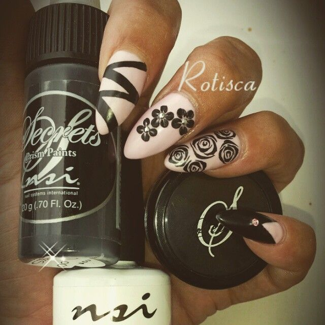 106 best nsi secrets nail art system images on pinterest sanat gorgeous nail art secrets prism paints are perfect for creating delicate nail art designs prinsesfo Gallery