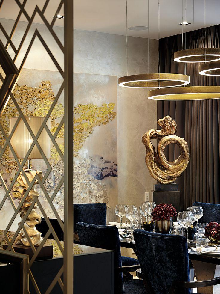 Chapman House Dining - Morpheus London