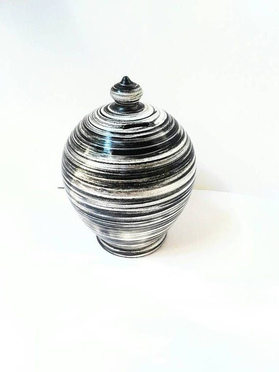 Coin box for adults, anniversary gifts, modern home decor by caterina caterinahandmade on etsy