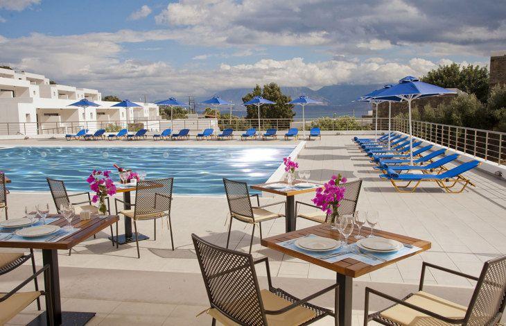 Club Marmara Ariadne 5* TUI à Agios Nikolaos en Crète