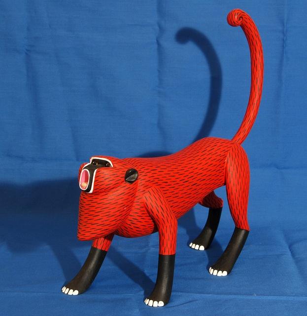 Saraguato Monkey Mexico by Teyacapan, via Flickr