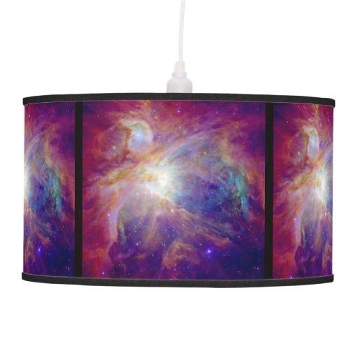 Orion Nebula hanging light