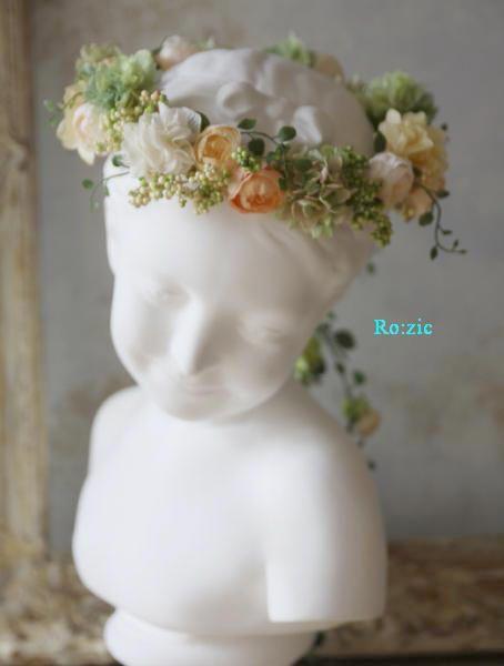 2013.1.24 花冠とブーケとリストレット