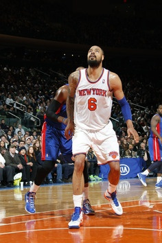 Tyson Chandler #newyorkknicks, #knickstape