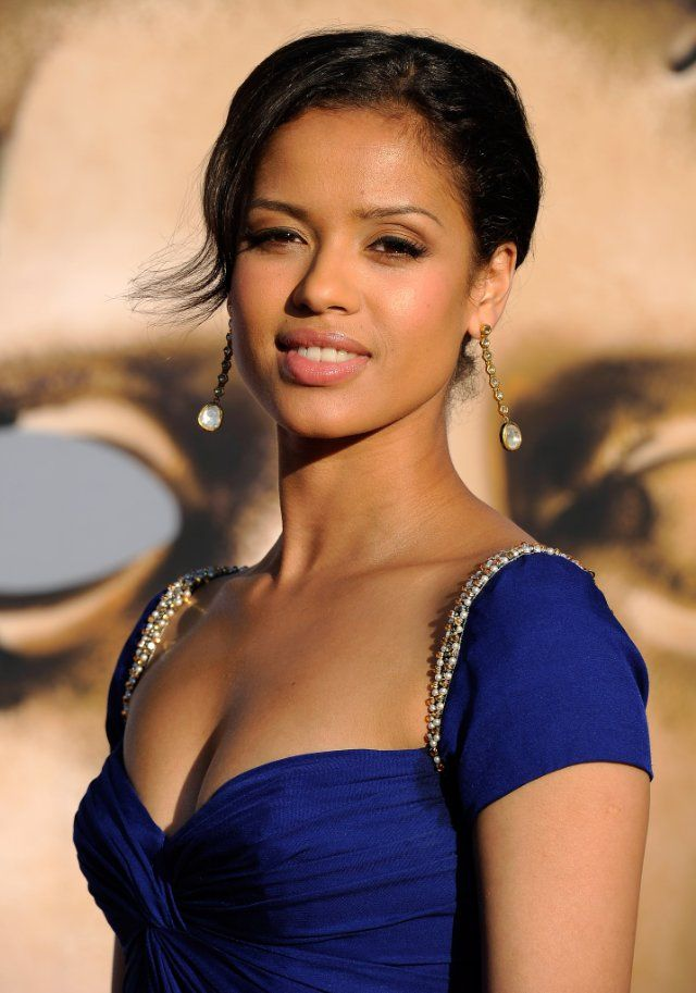 Gugu Mbatha-Raw. Totes my type. And English.