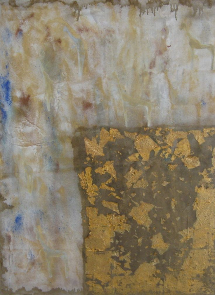 Abstract (100cm*90cm, 1996) sold