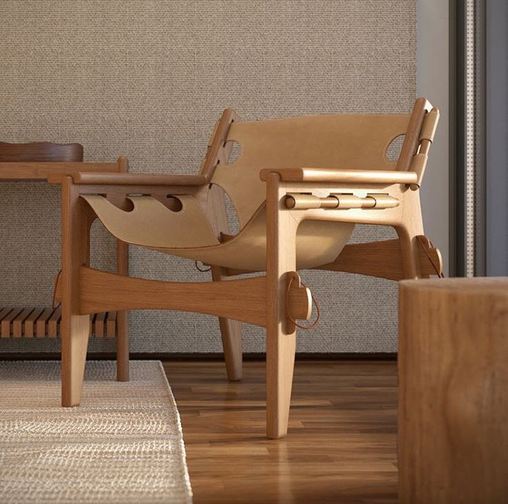Kilin armchair by Sergio Rodrigues available at Espasso. As seen at Fasano Hotel in Angra dos Reis, Brazil.