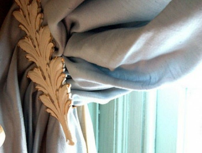 les 25 meilleures id es de la cat gorie embrasse rideau sur pinterest embrasse pour rideaux. Black Bedroom Furniture Sets. Home Design Ideas