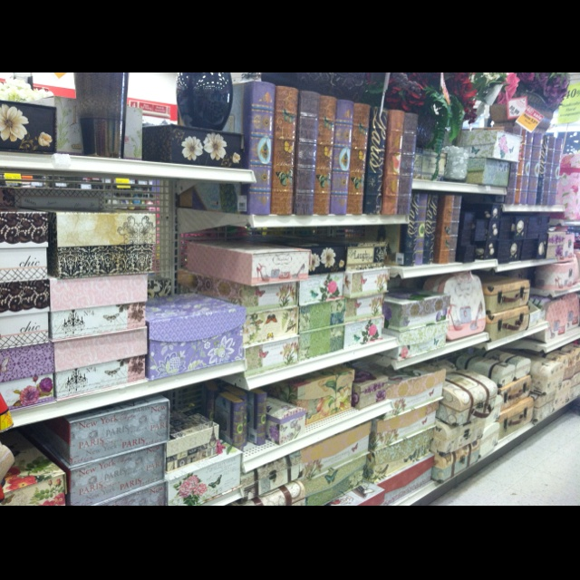 Decorative Boxes Love These Michaels Stores Has A